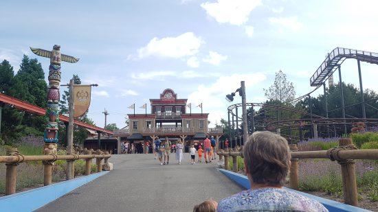 Der Familienpark Slagharen
